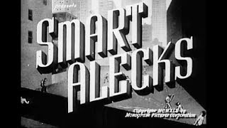 Comedy, Crime, Drama Movie - Smart Alecks (1942) - The East Side Kids.