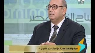 بالفيديو.. باحث تاريخي يضع خريطة للتغلب على المؤامرات ضد مصر