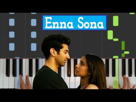 Enna Sona Ok Jaanu Easy Piano Tutorial Mp3 Song | Free Song Download