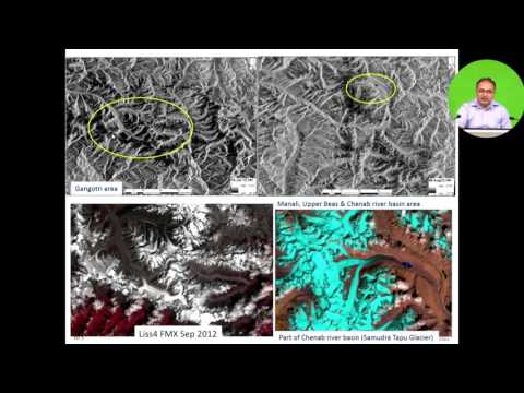 SAR Applications in Snow, Glacier and Hydrological studies Dr  Praveen thakur
