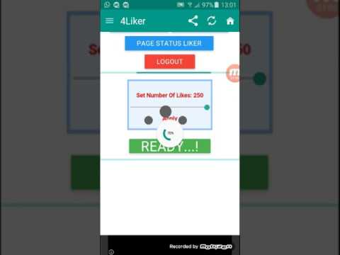 Tutorial to How to download 4 Liker 2017 March (Arabic)