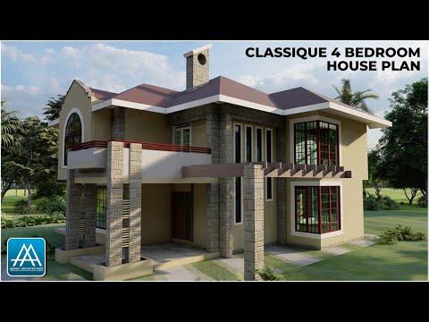 the-classique-4-bedroom-house-plan