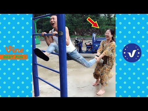 Funny s 2018 ● Cute girls doing stupid things P1