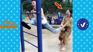 Funny Videos 2018 ● Cute girls doing stupid things P1