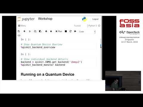 Quantum Computing With QISKit   iJailbreak