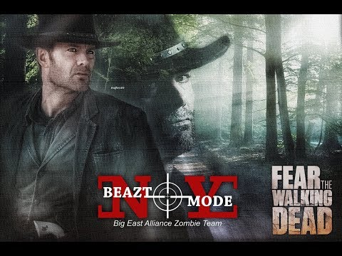 BMNY DeadCast Live with Garret Dillahunt, who plays John Dorie from Fear The Walking Dead!!