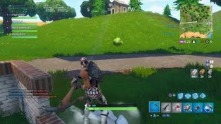 Fortnite Soaring 50's Pickaxe Speed/Harvesting Glitch