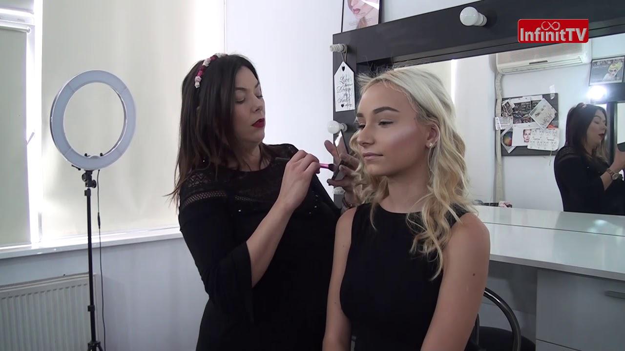 Make Up Alina Filip Pro Make Up Academy Youtube