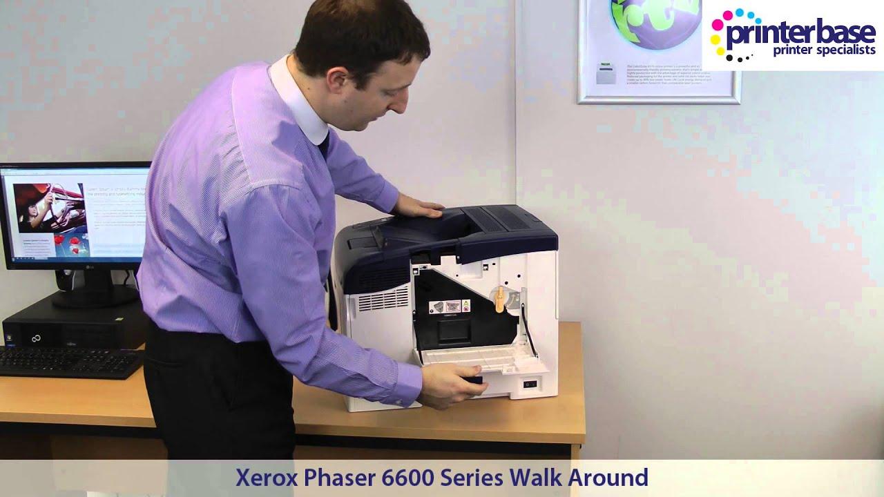 DRIVERS: XEROX PHASER 6600DN