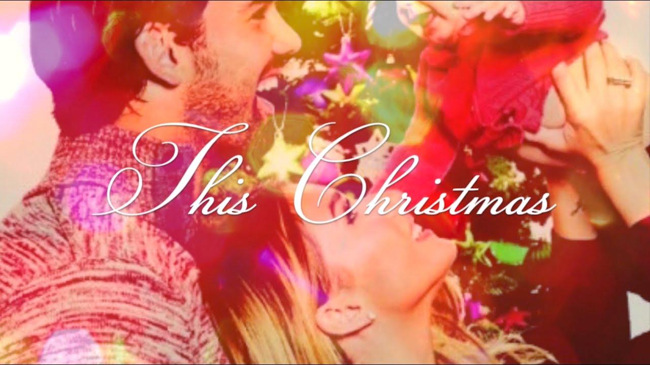 Jessie James Decker - This Christmas (Lyric Video) - YouTube