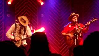 """James River Blues"" - Old Crow Medicine Show @ The Royal Oak Music Theatre - 10/25/12"