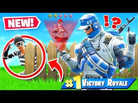 *NEW* Most WANTED Gamemode in Fortnite Battle Royale!
