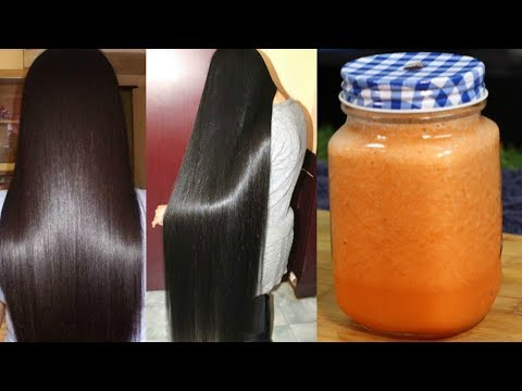 How To Grow Long, Thicker & Healthy Hair - 100% Effective Hair Remedies