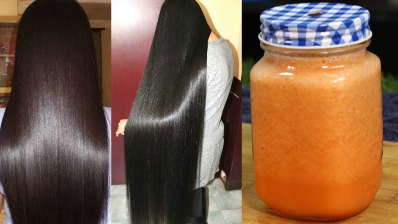 how to make long hair thicker
