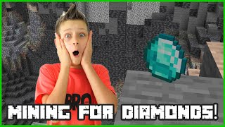 Finding Diamonds While Mining!