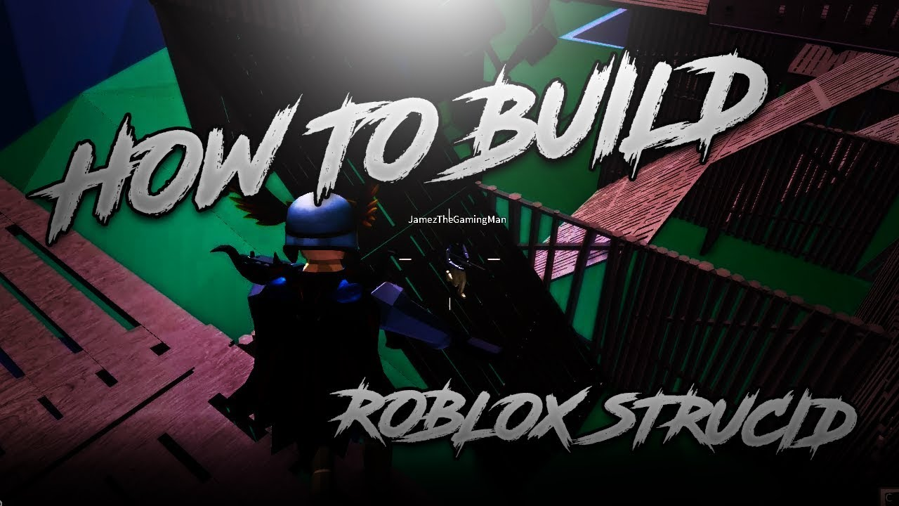 Tips On How You Can Improve Your Building! ROBLOX Strucid ...