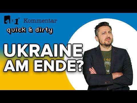 Das Ukraine Experiment ist endgültig gescheitert | 451 Grad quick & dirty