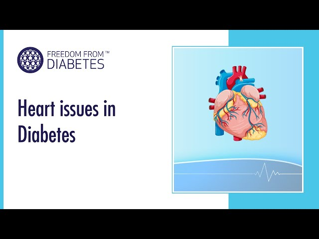 Statistics show that 3 out of 4 diabetics die because of hea...