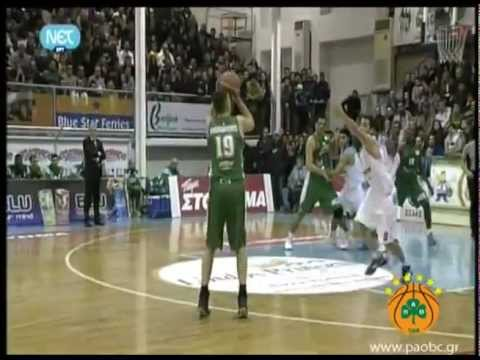 HighLights Sarunas Jasikevicius, season 2011-2012, by paobcgr