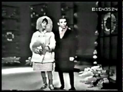 Bobby Sherman and Donna Loren - Keep on Searching (Shindig - 1964 Christmas Show)