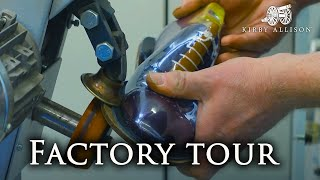 How Goodyear Welted Shoes are Made | Gaziano & Girling Factory Tour