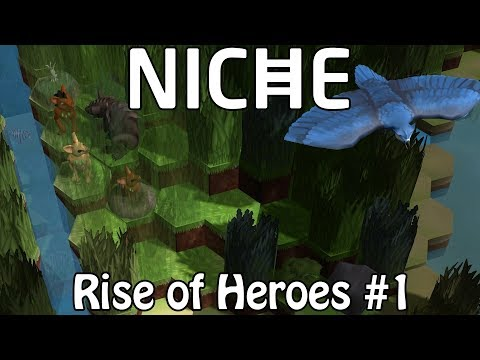The Legend of Roku   Niche: Rise of Heroes #1