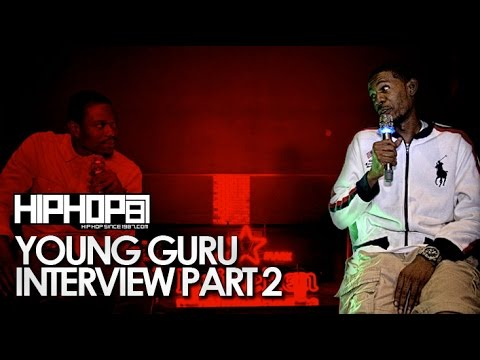 Young Guru Talks Keys To Success In The Industry, How Internet Piracy Changed Music & More