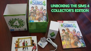Unboxing The Sims 4 Collector
