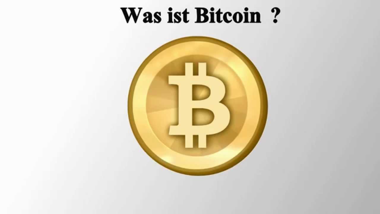 Was ist Bitcoin [Prinzip] - Kurze Erklärung - YouTube