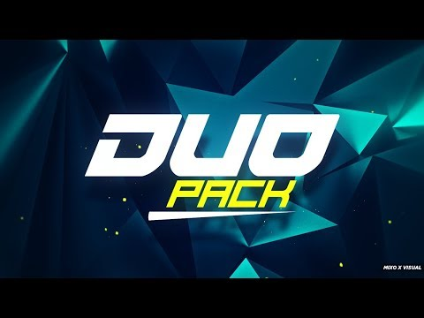 Duo Photoshop Graphics Pack! (Visual x Mixo)