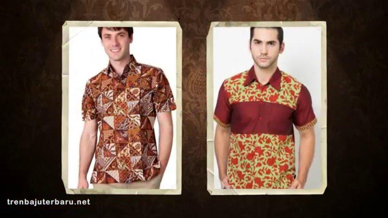 Model baju batik modern tahun ini - Model Baju Batik Modern Tahun Ini 34
