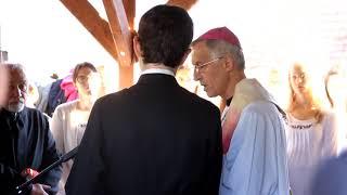 Відкриття та освячення ритуального центру святого Яна Капістрана