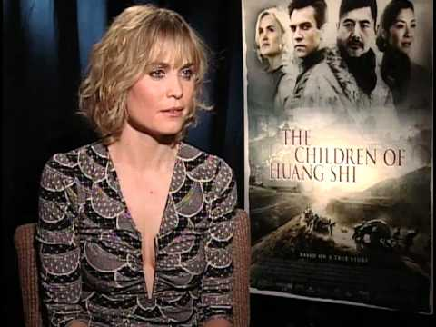 The Children of Huang Shi  Exclusive: Radha Mitchell