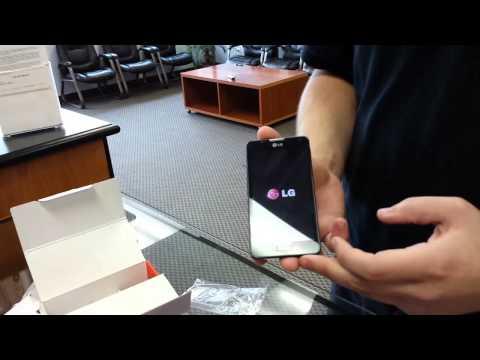 LG Optimus F6 Metro PCS