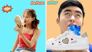 Girl DIY! BEST FUNNY PRANKS ON FRIENDS | Try Not To Laugh with Top Funny Fails #11