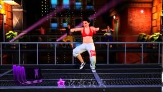 Zumba Fitness Rush Pause