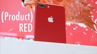 iPhone 8 Product RED   unboxing pl