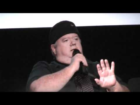 Ian McNiece Panel at Whoverville 2011
