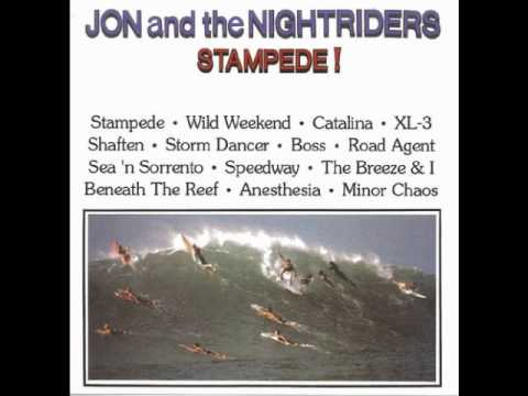 Jon and the Nightriders - Storm Dancer