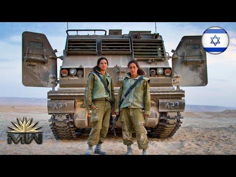 Israel Defense Forces (IDF) ⚔️ MILITARY POWER