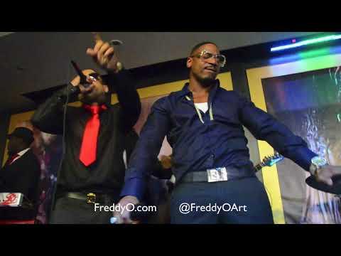 Stevie J and  Benzino Live In Atlanta Club