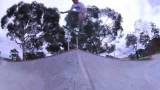 tim b ft lakyn and sakazi   at fawkner skatepark   hw s 1 minute clips