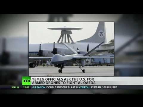 Yemen wants armed drones to fight al-Qaeda
