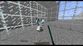 Minecraft - Online på xPlay - Del 2 - 1vs1 Med Isaac (Svenska)