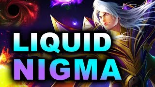 NIGMA vs LIQUID - OLD vs NEW LIQUID INCREDIBLE! - LEIPZIG MAJOR DreamLeague 13 DOTA 2