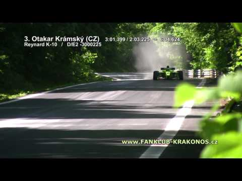 Otakar Krámský - Reynard K10 Cosworth DFY V8 / Ecce Homo 2010