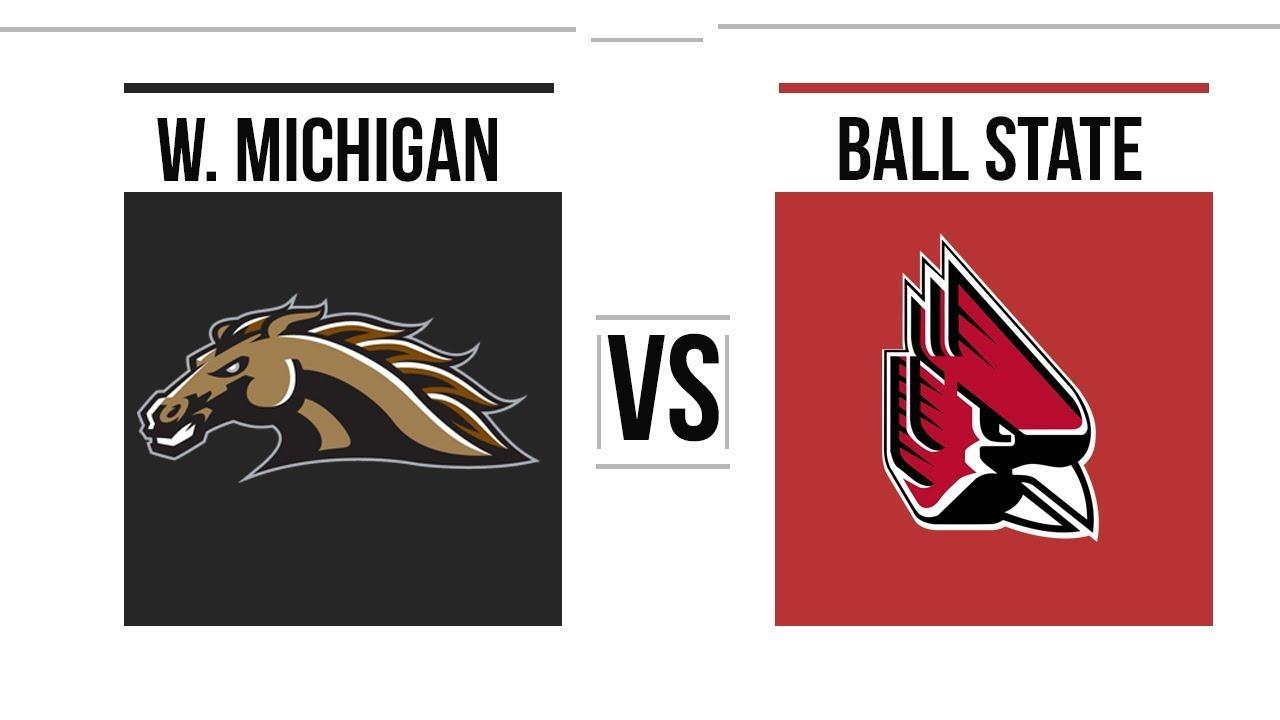 Week 12 2018 Western Michigan vs Ball State Full Game Highlights