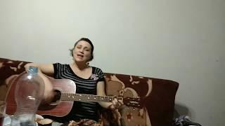Песня Снегири Трофима. Кавер под гитару.