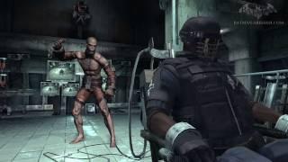 Batman: Arkham Asylum - Walkthrough - Chapter 1 - A Shocking Rescue
