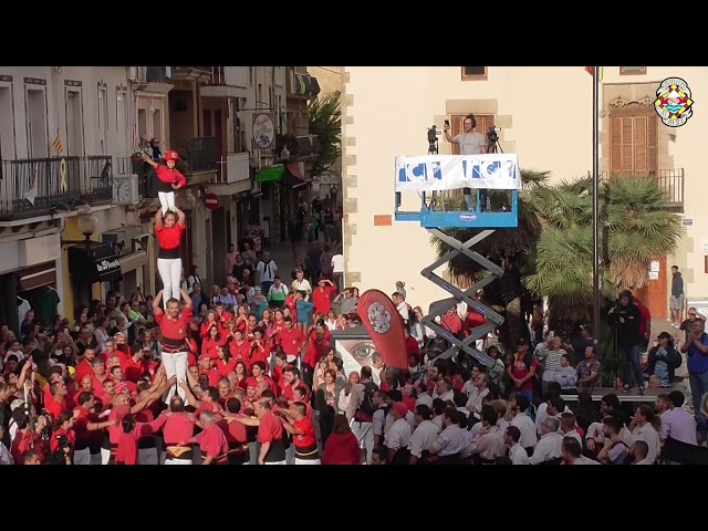 P4Cam Castellers Alt Maresme @ FM Calella (21/09/2019)